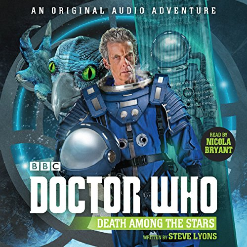 Doctor Who: Death Among the Stars audiobook cover art