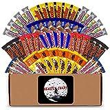 Beastly Candy Full-Size Candy Box Bulk. 50 Full-Size Candy Bars (Old School Full Size Candy)