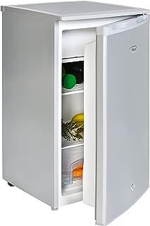 Super General 120 Liter Gross Volume Compact Mini-Refrigerator SG R062HS, Silver, Beverage-Fridge, Child Lock,, Freezer-Bo...