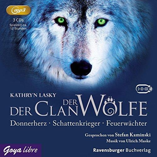 Clan der Wölfe 1-3.Donnerherz,Schattenkrieger,