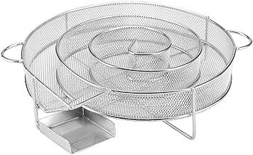 BBQ Kaltrauchgenerator 304 Edelstahl Sparbrand Räucherspirale Kaltraucherzeuger