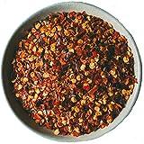 Med Cuisine 'Aleppo' Spice Mix - Escamas De Pimiento Rojo Machacado Con Sabor Profundo - Pimiento Rojo De Jericó Y Aceite Vegetal - Polvo Picante - Copos De Chile Sin Lactosa, Veganos Y Sin OGM