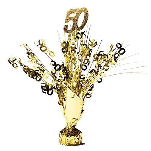 Peachy 50Th Anniversary Table Decorations Amazon Com Home Interior And Landscaping Fragforummapetitesourisinfo