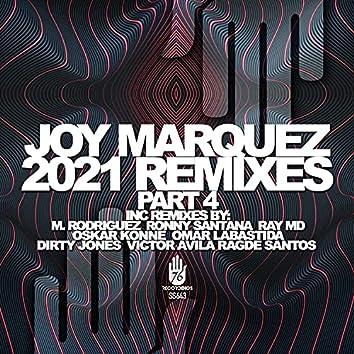 Joy Marquez Remixes 2021, Pt. 4