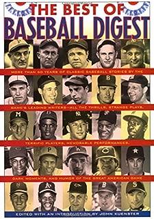 Best baseball digest online Reviews