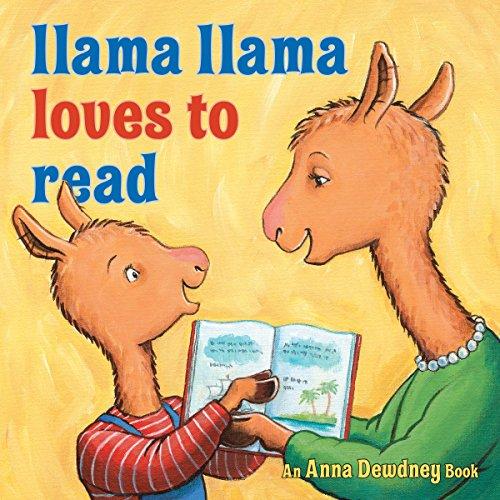 Llama Llama Loves to Read audiobook cover art