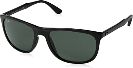 Ray Ban Erkek Güneş Gözlükleri 0RB 4291 601/71 58, BLACK\GREEN,