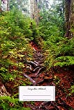 Composition Notebook: Rooted Stairs For Our Enjoyment Lined, Soft Cover, Letter Size