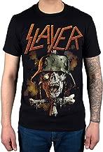 Official Slayer Soldier Cross 2014 Dates T-Shirt