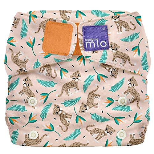 Bambino Mio Miosolo All-in-One Cloth Diaper, Wild Cat