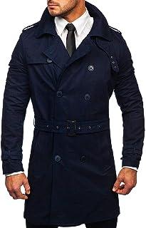 Suchergebnis Auf Für Trenchcoat Herren Lang Bekleidung