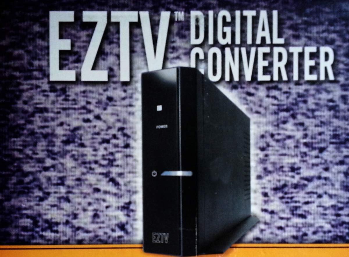 EZTV DTV Digital Converter Box