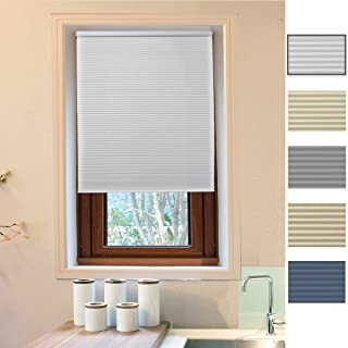 Cellular Honeycomb Shade White Privacy Light Filtering 35