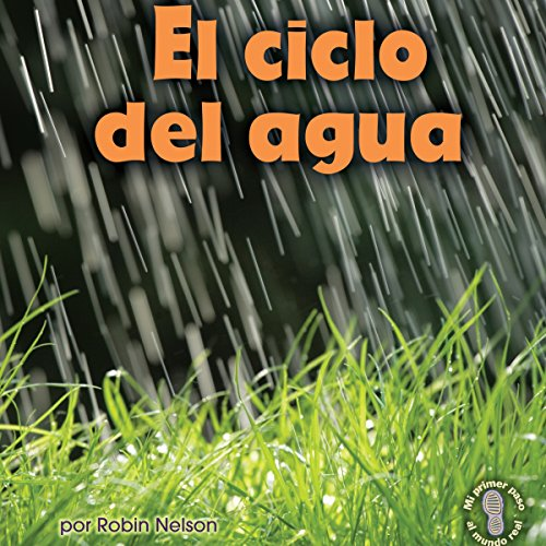 El Ciclo del Agua [The Water Cycle] audiobook cover art