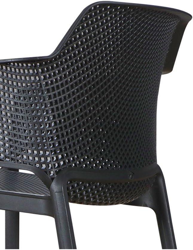 WDX- Fauteuil à manger chaise chaise d'ordinateur minimaliste moderne mode (Color : A) C