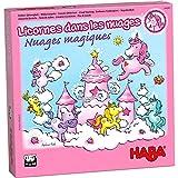 Jeu Licornes dans les nuages - Nuages magiques - Haba