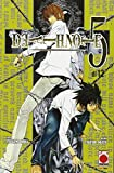 Death Note Quarta Ristampa 5 - Panini Comics