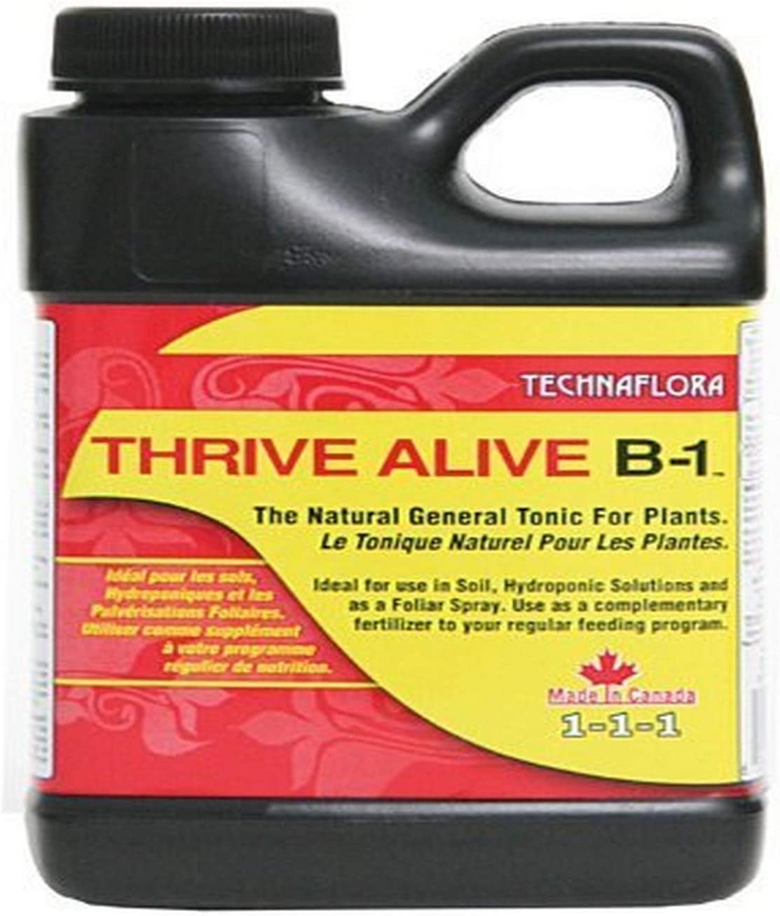 Technaflora 720605 Fertilizer Ranking TOP13 Finally popular brand Liter Red 0.25