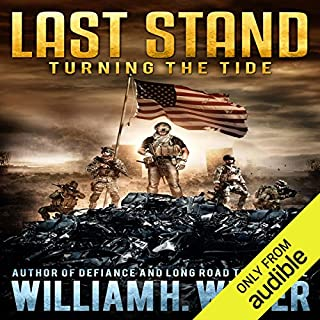 Last Stand: Turning the Tide audiobook cover art