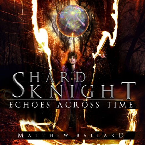 Shard Knight audiobook cover art