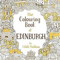 The Colouring Book of Edinburgh (Colouring Books)