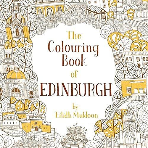 The Colouring Book of Edinburgh