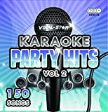 Karaoke Party Hits Vol 2 CDG CD+G Disc Set - 150 Songs on 8 Discs Including Adele, Edd Sheeran, Coldplay, Abba and much more)