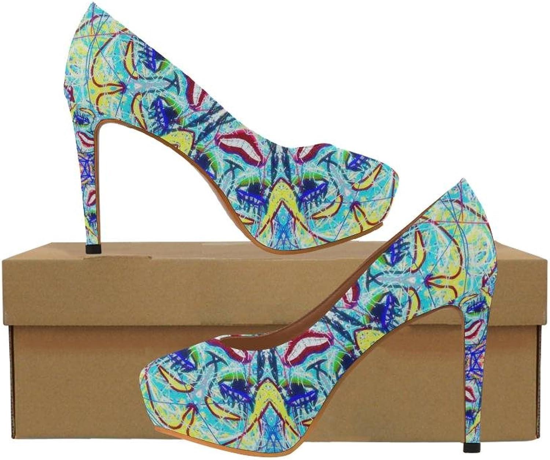 Thleudron Cordelia Women's High Heels (Model 044)