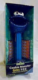Cookie Monster (Crystal Head)- LE Giant Pez Dispenser