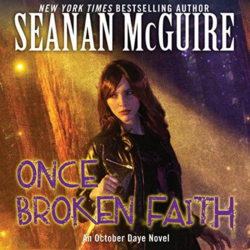 Once Broken Faith audiobook cover art