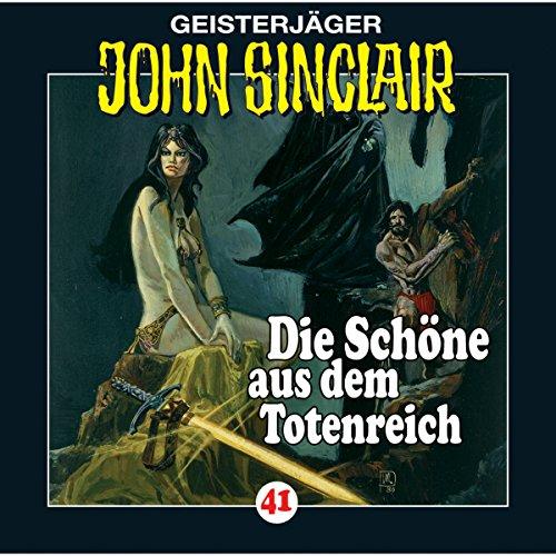 Die Schöne aus dem Totenreich (John Sinclair 41) Titelbild