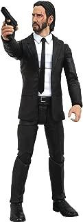 Best diamond select john wick action figure Reviews