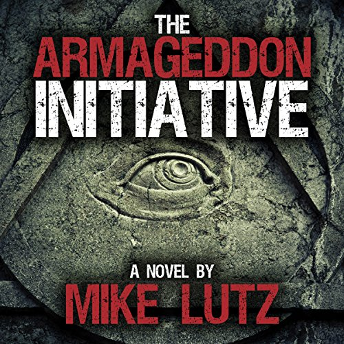 The Armageddon Initiative audiobook cover art