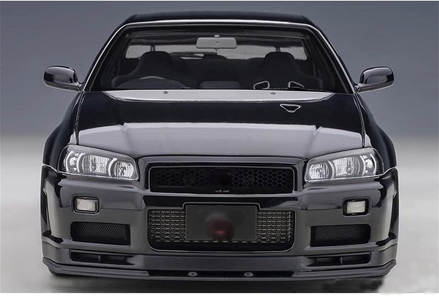 car Toy 1:32 for N-issan Skyline Ares Veh Dedication Diecasts Challenge the lowest price of Japan GTR R34