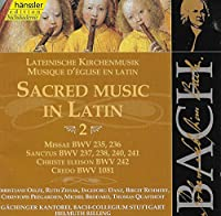 Bach:Sacred Music in Latin 2