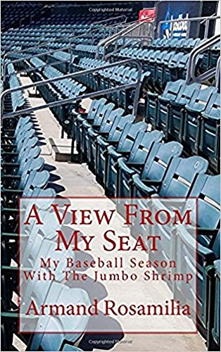 A View From My Seat by Armand Rosamilia ebook deal
