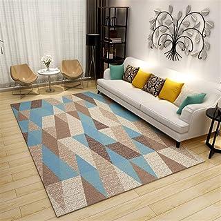 Ommda nowoczesny 3D geometryczny nadruk podłoga designerski dywan antypoślizgowe dywany do salonu domu 7 mm 200 x 300 cm