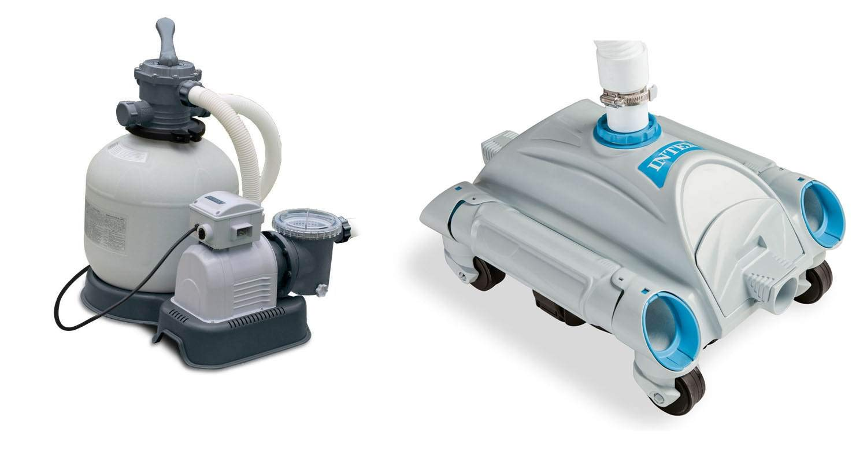 INTEX Above Ground Automatic Vacuum