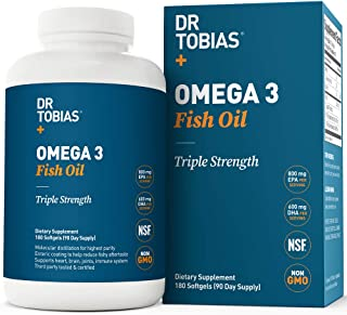 high strength fish oil capsules