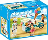 Playmobil 9426 - Fahrrad mit Eiswagen Spiel