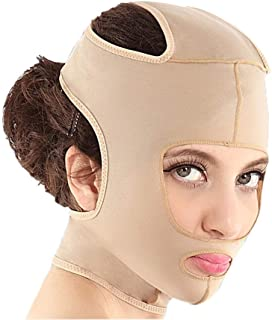 Face-lifting Mask Lifting Skin To Wrinkle Thin Double Chin Face Bandage Improve Sagging (size: L)