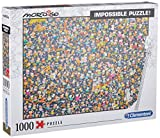 Clementoni Mordillo Puzzle 1000 Piezas Impossible Morcillo, Color (39550.7)