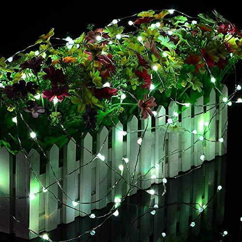 Hunpta@ - Luces de hadas, 3 metros, 30 LED, diseño romántico de botellas de vino