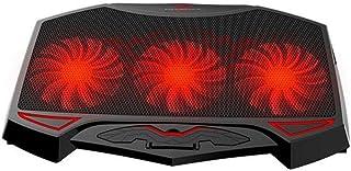 Bärbar bärbar dator Notebook Ultra-Slim Cooling Pad USB-gränssnitt Tyst stativ Kylare Gaming Laptop Kylplatta Kylplatta fö...