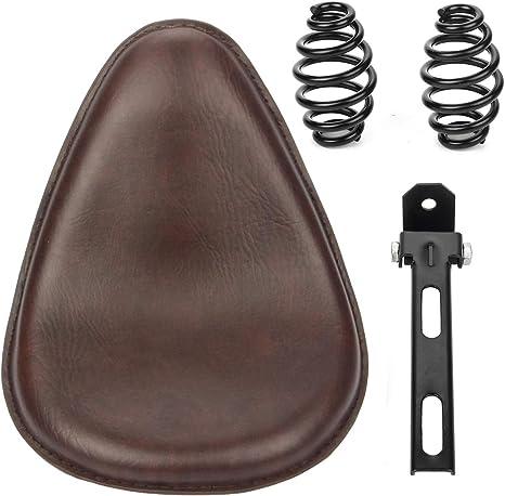 Details about  /Motorcycle 2/'/' Solo Seat Spring Bracket Mount Fit For Harley Honda Bobber Custom