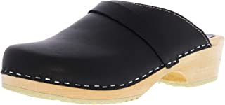 Women's Classic Leather Clogs