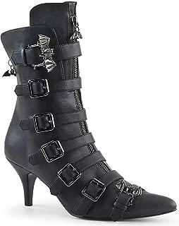Demonia Women's Fury-110 Ankle-High Boot