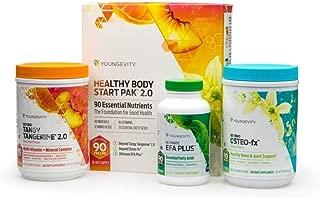 Healthy Body Start PAK 2.0 Youngevity 90ForLife