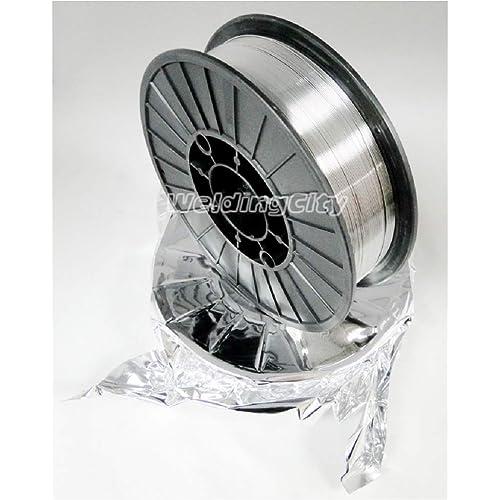 WeldingCity E71T-11 Flux Core Gasless Mild Steel MIG Welding Wire 0.030