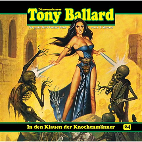 In den Klauen der Knochenmänner audiobook cover art